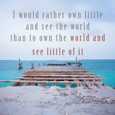 Forever my favorite quote.  Captured[ MyGourmetCafe.com ]