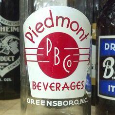 Piedmont beverages #greensboro #packaging