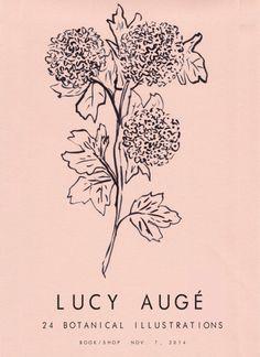 ILLUSTRATION, poster, design, ink, drawing, simple, floral