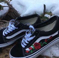 Rose Vans Shoes 18a7284cb