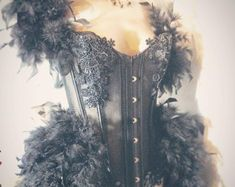 Check out our burlesque selection for the very best in unique or custom, handmade pieces from our shops. Burlesque Halloween Costumes, Corset Costumes, Couple Halloween Costumes For Adults, Couple Costumes, Disney Costumes, Adult Costumes, Halloween Ideas, Cabaret Burlesque, Burlesque Vintage