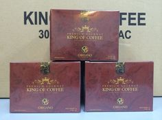 Organo Gold 5 Boxes Ganoderma Gourmet - Gourmet King Coffee (25 sachets) *** Read more reviews of the product by visiting the link on the image.