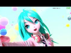 [ Full フル風] kipple industry inc. キップル・インダストリー - Hatsune Miku 初音ミク DIVA Arcade English lyrics Romaji