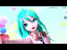 [ Full フル風] kipple industry inc. キップル・インダストリー - Hatsune Miku 初音ミク DIVA Arcade English lyrics Romaji