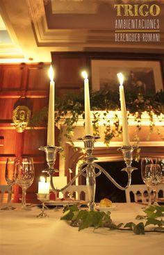 Candles. Jockey Club San Isidro