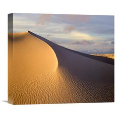 Global Gallery Sand Dune White Sands National Monument New Mexico Wall Art - GCS-396372-22-142