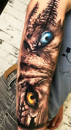 100 tattoos on the forearm man be inspired Top Tatuagen . - 100 tattoos on the forearm man be inspired Top Tatuagen …, # tattoos - Tigeraugen Tattoo, Hand Tattoos, Wolf Tattoo Sleeve, Forarm Tattoos, Forearm Sleeve Tattoos, Best Sleeve Tattoos, Wolf Tattoos, Tattoo Sleeve Designs, Animal Tattoos