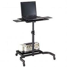 Carrito para proyector notebook impresora con ruedas