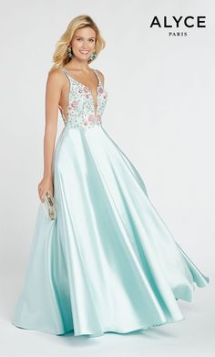 c5b52c943a26 Alyce Paris - 60504 | Glitz Nashville Formal Prom, Formal Gowns, Every Step  You