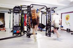 Small group training is a trend that isn't going away. Incorporate it into your gym.