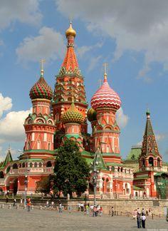 .. Ivan El Terrible.Catedral San Basilio. Moscú. La santa Rusia.