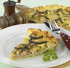 Quiche, Zucchini, Pie, Drink, Vegetables, Breakfast, Food, Torte, Morning Coffee