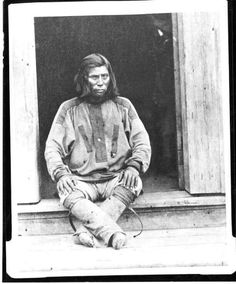 Spokane Garry (sometimes spelled Spokan Garry) (ca. 1811 – was a Native American leader of the Middle Spokane tribe Native American Photos, American Indian Art, Native American Tribes, Native American History, Native Americans, African Americans, Spokane Tribe, Historical Pictures, First Nations