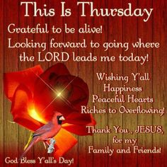 This Is Thursday good morning thursday thursday quotes good morning thursday thursday blessings thursday blessing images Happy Thursday Images, Happy Thursday Morning, Good Morning Facebook, Thursday Greetings, Happy Thursday Quotes, Thankful Thursday, Good Morning Happy, Morning Greetings Quotes, Good Morning Wishes