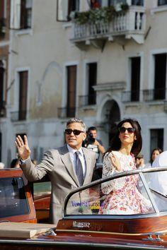 Pin for Later: George Clooney et Amal Alamuddin Sont Mariés!