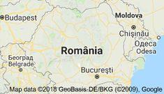 Harta pentru România
