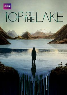 Top of the Lake - BBC. If the artwork doesn't get you (it got me) then the acting and story will.