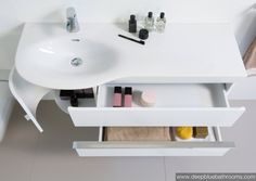 Laufen Palace at Deep Blue Bathrooms London Lewisham kent Designer contemporary bathroom Duravit Laufen Starck Teuco Alessi
