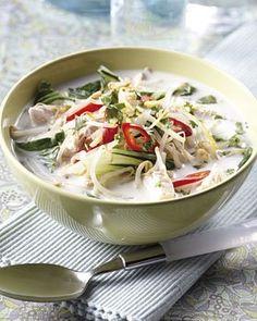 Recept: Thaise Kippensoep