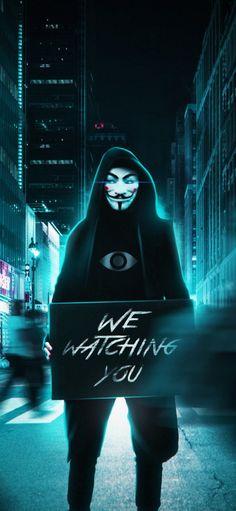 🔥 Anonymous mask Man Wallpaper HD (57) | Free Download