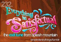 the exit tune from splash mountain Disney Vacations, Disney Trips, Cute Disney, Disney Nerd, Disney Disney, Disney Princess, Splash Mountain, Disney Rooms, Disney World Parks