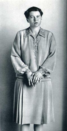 Люди двадцатого века в фотографиях Августа Зандера (August Sander)