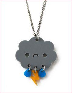 kawaii, necklace
