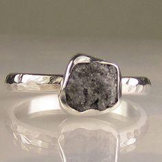 Natural Rough Black Diamond