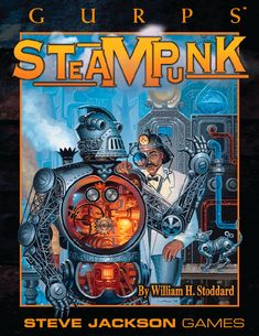 GURPS, Steampunk and Tea    The Geisel Library at the University of California San Diego has scheduled a steampunk tea for Saturday, August 25, starting at 2:00 P.M.