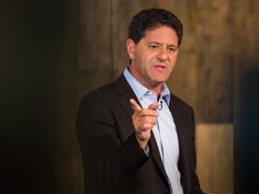Seattle-based venture capitalist Nick Hanauer is a political activist fighting for a higher minimum wage and workers' rights. He said we shouldn't fear capitalism, but reject the neoliberal thought that's ruled it for decades. Nick Hanauer, Minimum Wage, Thing 1, Ted Talks, Social Justice, Revolutionaries, Human Rights, Documentaries, American