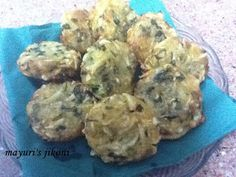 mogo bhajia (cassava fritters)