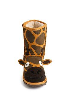 EMU Australia 'Little Creatures - Giraffe' Boot (Toddler, Little Kid & Big Kid) | Nordstrom