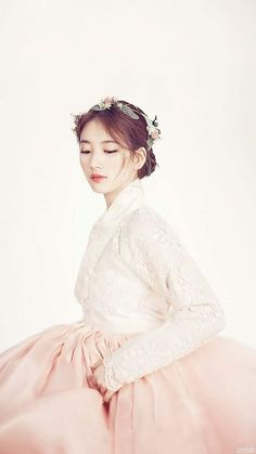 Cute Korean, Korean Girl, Asian Girl, Korean Hanbok, Korean Dress, Korean Traditional Dress, Traditional Dresses, Korean Celebrities, Celebs