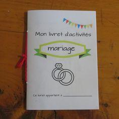 livret mariage enfants