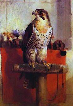 Sir Edwin Landseer - Falcon