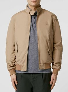 Peter Werth Sand Coat | Top Man