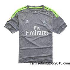 Nueva segunda camiseta del real madrid 20162016