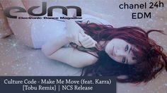 Culture Code - Make Me Move (feat.  Karra) [Tobu Remix] - NCS Release