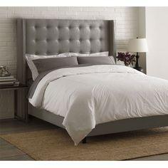 Devon Wingback Bed