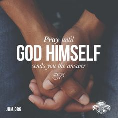 Pray... 16/3/18