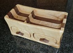 Valet Box - by wncguy @ LumberJocks.com ~ woodworking community