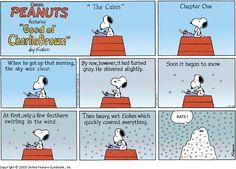 January 19, 2003 - Snoopy the Writer