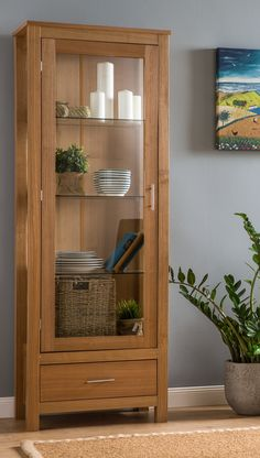 Bedroom Furniture Design, Home Decor Furniture, Dining Room Furniture, Wood Furniture, Crockery Cabinet, Cabinet Decor, Cabinet Design, Kitchen Dresser, Rustic Kitchen
