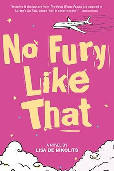 No Fury Like That by Lisa de Nikolits