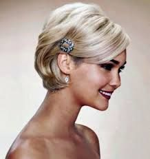 mother of the bride hairstyles with fascinator - Google Search