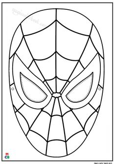 Here are the Amazing Coloring Spiderman Colouring Pages. This post about Amazing Coloring Spiderman Colouring Pages was posted under the Coloring Pages . Spiderman Birthday Cake, Spiderman Theme, Batman Spiderman, Spider Man Party, Spiderman Pictures, Spiderman Coloring, Mask Template, Superhero Party