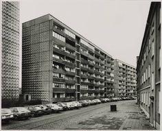 Ferdinand-von-Schill-Strasse, Dessau 1991 1991 by Thomas Struth born 1954