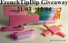 Konad Addict: French Tip Dip GIVEAWAY