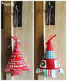 KINDERleicht und schön   Nähen mit Cherrygrön: Cherrygrön & Friends 2   Weihnachtsbaum-Anhänger