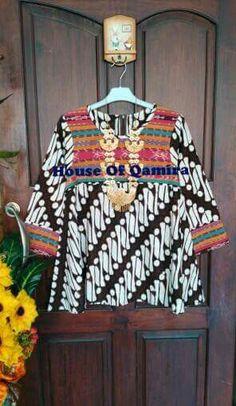 Batik Kombinasi Tenun